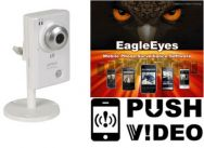 TELECAMERA IP PUSH VIDEO DA 1,3 MEGAPIXEL