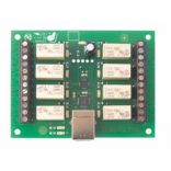 MODULO USB-RLY08 - 8 RELE - chip FT232R